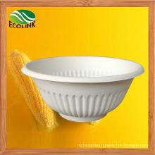 270ml Disposable Crockery Cornstarch Bowl