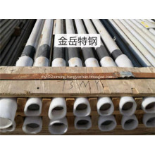 Grade 8.8 high tensile wind power anchor bolt