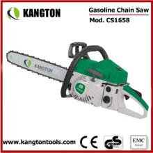 Sierra de cadena de gasolina 55CC (KTG-CS1658)