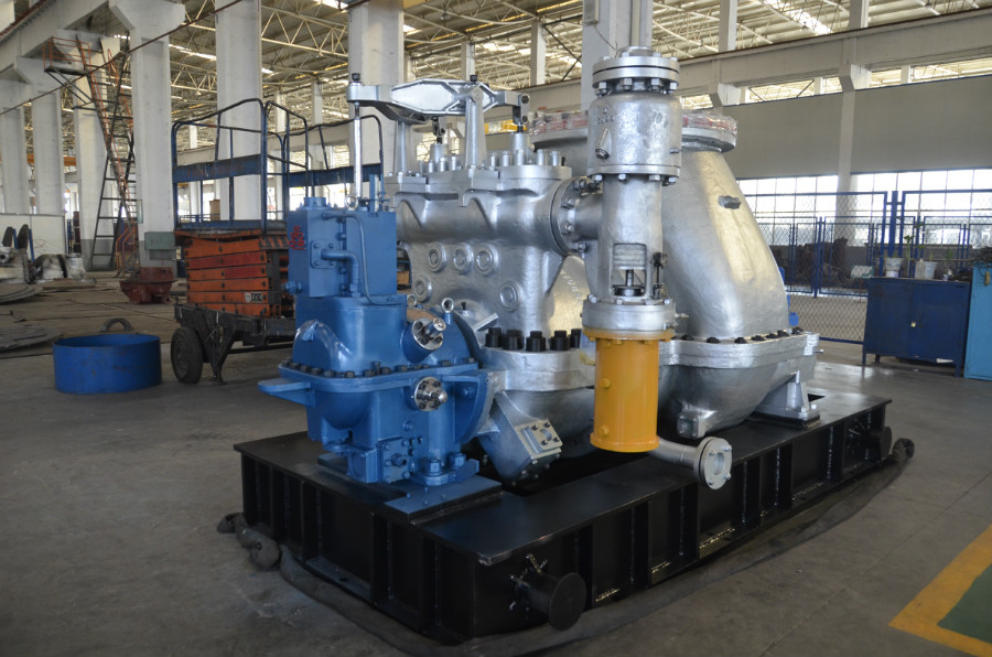 Condensing Steam Turbine 13