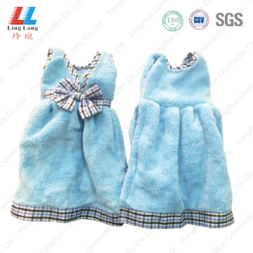 High quality fiber hand use towel