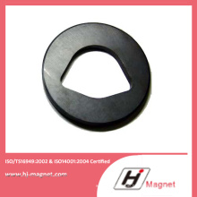 Strong angepasst Ferrit Ringmagnet für 2017 Kunden Nutzung am Motor