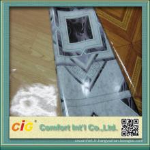 Dessus de Table décoratifs de PVC résistant