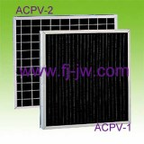 Activated Carbon Pleated Panel Filter (ACPV)