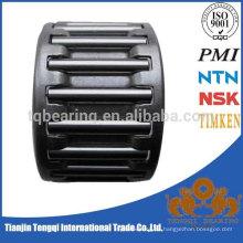 Cojinetes de rodillos de aguja estirados con extremos abiertos serie HK