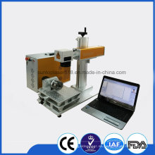 Máquina de grabado láser de plata y oro / Máquina de corte de láser de oro y plata mini