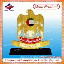 Metal Custom UAE National Day Tabletop Decoration For Souvenir Gift