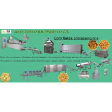 Full Automatic Breakfast Cereal/Corn Flakes Making Machine