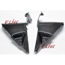 Motorcycle Carbon Fiber Parts Side Panel for Honda Cbr600rr 07-09
