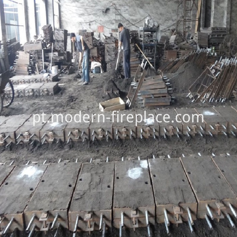 Wood Stoves Burner Production