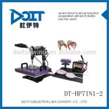 7 en 1-2 Sublimation Appuyez sur DT-HP7IN1-2