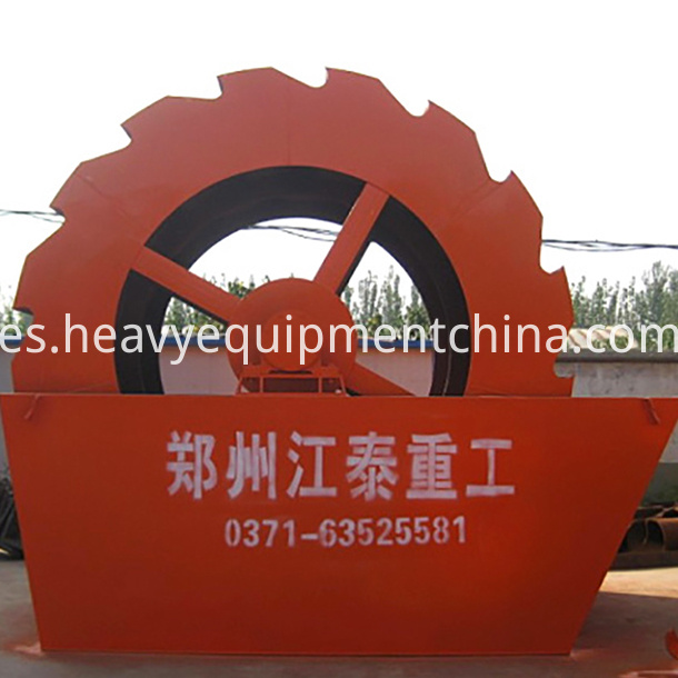 Aggregate Washing Equipment