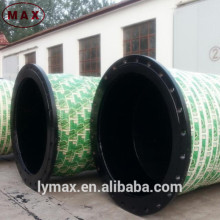 Hot Selling Anti Static Large Diameter Rubber Hose Pipe for Dredge Slurry