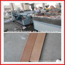 Wood plastic composite machine ,wpc production