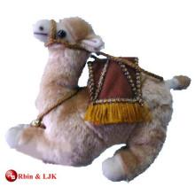 Alta calidad personalizada camel stuffed toys