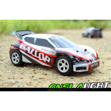 A989 Top selling 1:24 4ch radio control toy car with light