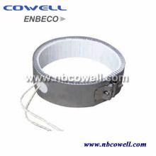 Banda de calentador de aluminio fundido para máquina de moldeo por soplado