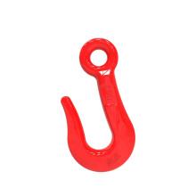 shenli rigging agricultural hook eye slip hook/forging hoisting hook