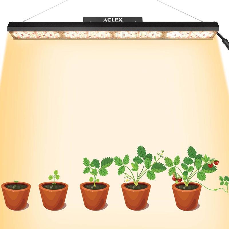 linear led grow light 110w 220w
