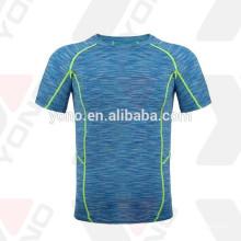 Новый дизайн рубашки поло сжатия рубашки с высоким качеством