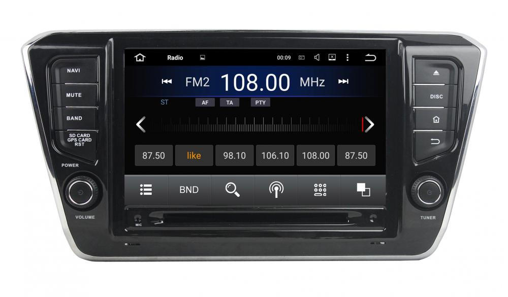 Car Radio Player for Superb