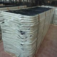 Penghalang Road Metal Mobile Metal Galvanized 2.0m