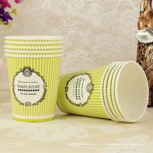 accessoires de fête tasse de papier café jetable