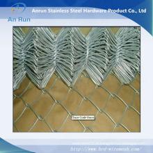 Clôture de liaison en chaîne revêtue de PVC pour clôture