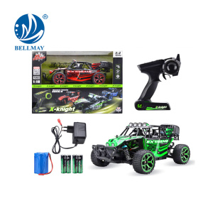 New Product 1 : 18 Scale 4 Wheels Drive RC Car High Speed Bring More Fun for Wholesales