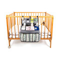 Hanging Diaper Organizer Nursery Caddy Bag