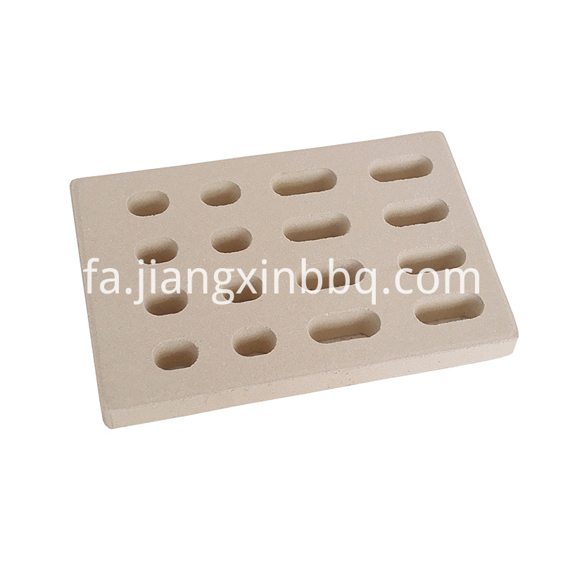 Ceramic Brick Flame Tamer For BBQ Grill