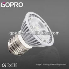 CE / ROHS 500lm E27 светодиодный прожектор
