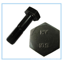 High Strength Hexagon Head Structural Bolt (DIN 6914)