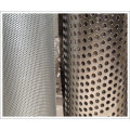Factory Stainless Steel Perforated Metal Mesh