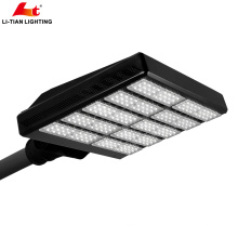 ETL DLC 100w 150w 200w 300w 400w led street light with ip65