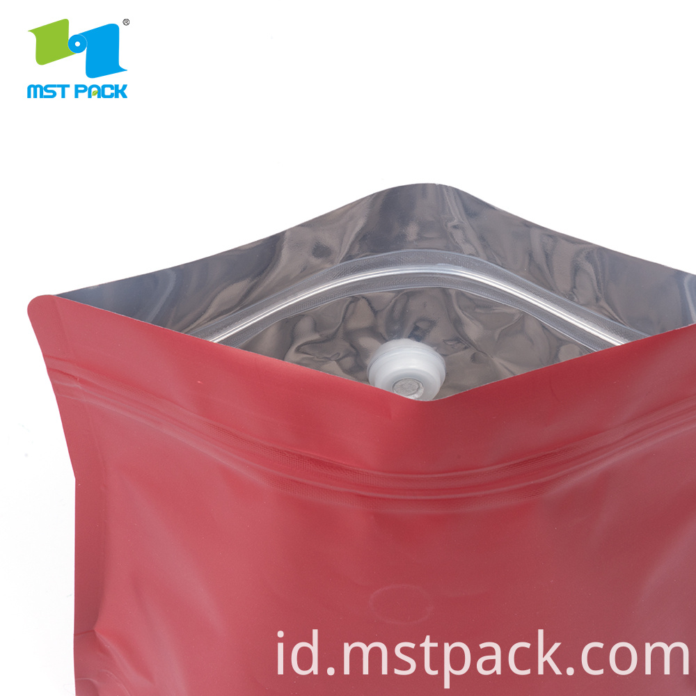 Diamond Stand Up Pouch