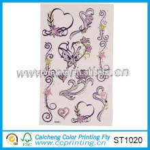 sticker printing tattoo sticker label sticker