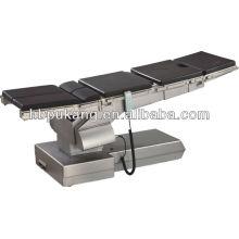 Table d'opération hydraulique électrique de haute qualité