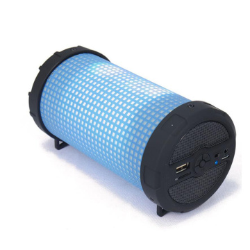 Mini portable bluetooth bazooka speaker