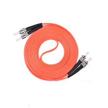 Good Quality for China Multimode Fiber Patch Cord, Multimode Patch Cord, Om3 Patch Cord Manufacturer ST Multimode Fiber Patch Cord export to India Suppliers