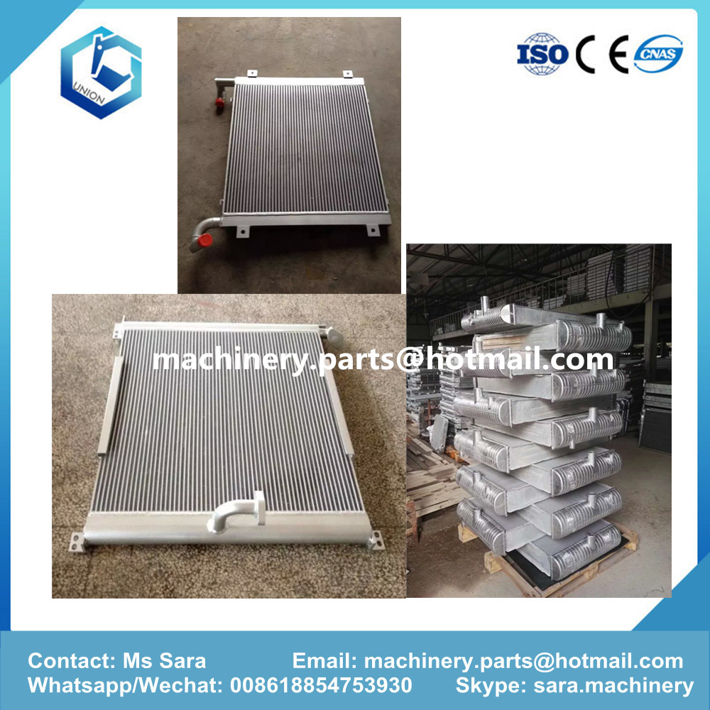 Excavator Oil Cooler For Pc200 Pc300 Pc400