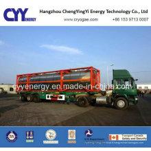 2015 Lox LNG Lco2 Lin Lar conteneur cryogénique à haute pression