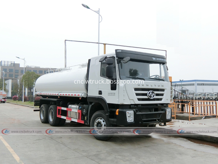 Water Bowser 20000 liters IVECO White - RF