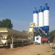 Planta dosificadora de hormigón de 75m3 / h de productos de venta directa de fábrica