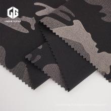 Impression de transfert tissu imprimé camouflage TC