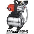 (SDP800-8 ST-D) Jardin auto-amorçantes Jet pompe de surpression avec réservoir en acier