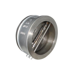 WCB dual plate Wafer Butterfly Check valve