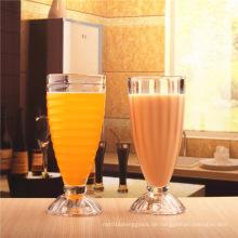Getränk Saft Glas Tasse / Trinkglas Tasse, Trommel, Glaswaren