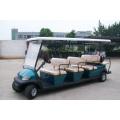 11 пассажиров корзину Электрический sightseeing для курорта