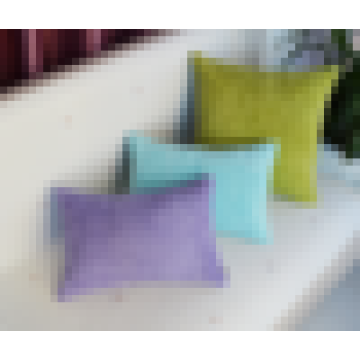 polyester corduroy pillow case / throw pillow